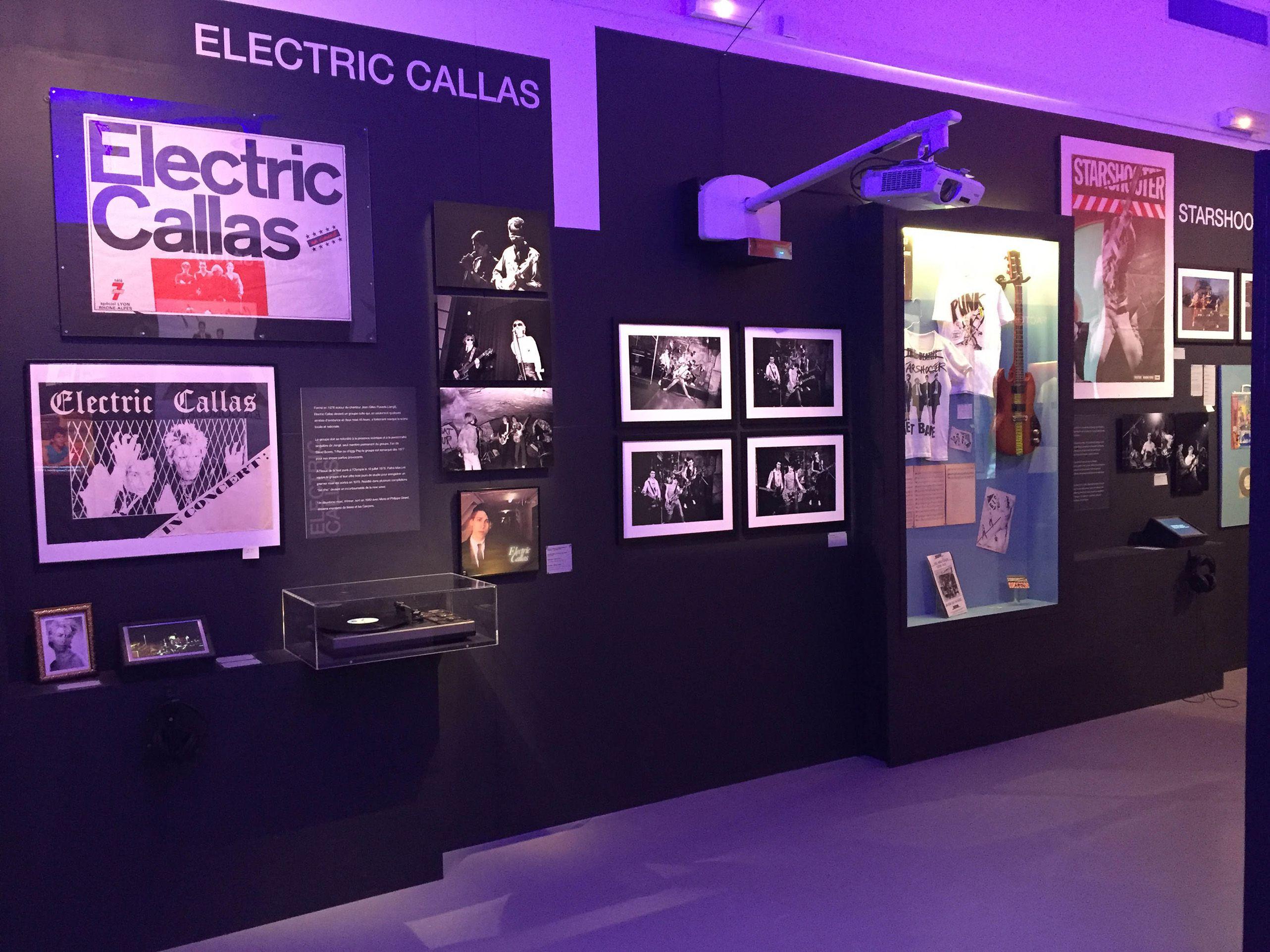 """Curiosities – Exposition – """"Lyon, capitale du rock 1978-1983"""""""