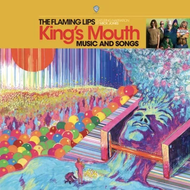 News – The Flaming Lips – Giant Baby (ft. Mick Jones)