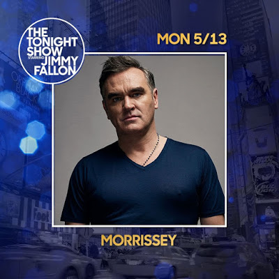 Live – Morrissey – The Tonight Show Starring Jimmy Fallon