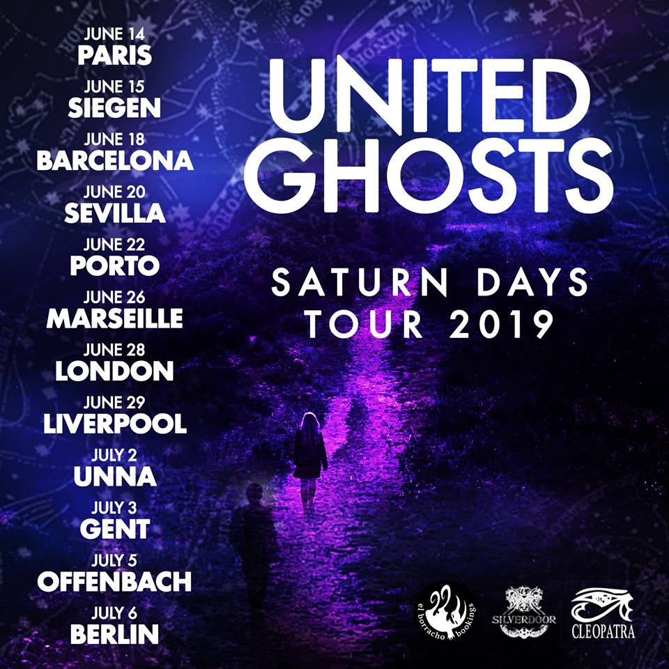 News – United Ghosts – Saturn Days