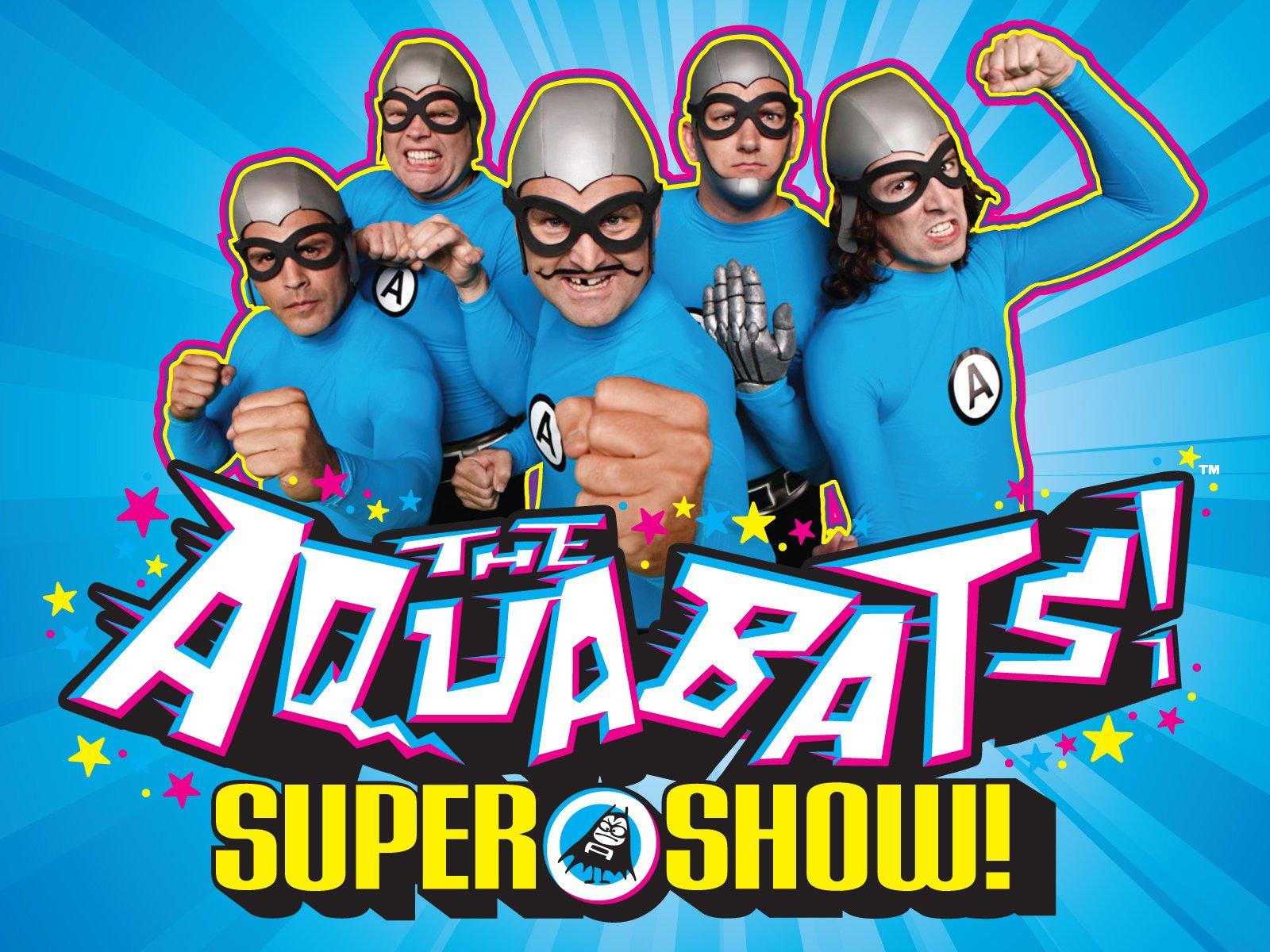 Activités très souterraines – The Aquabats