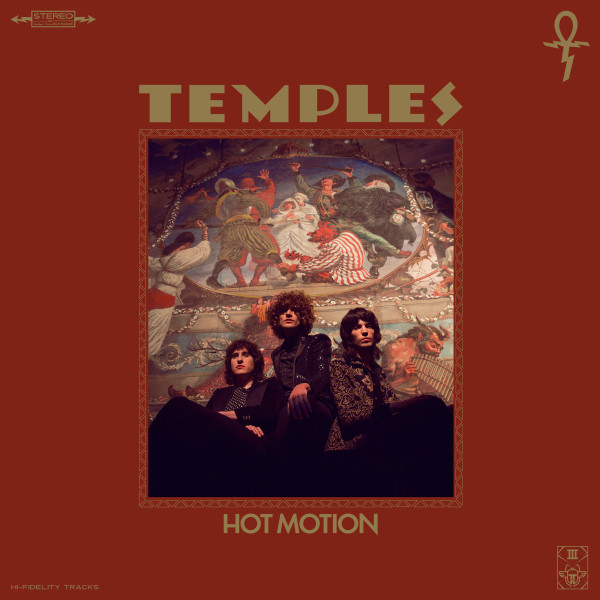 News – Temples – Hot Motion