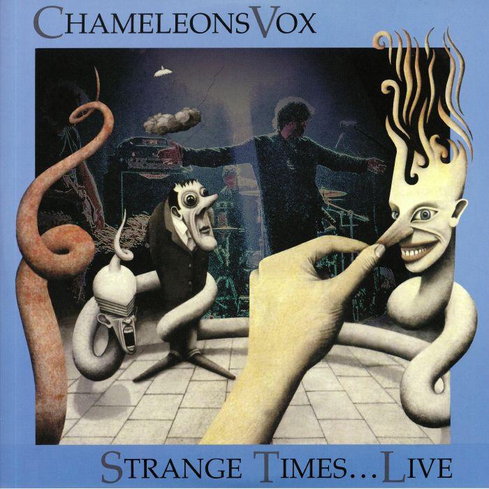 News – ChameleonsVox – Strange Times… Live