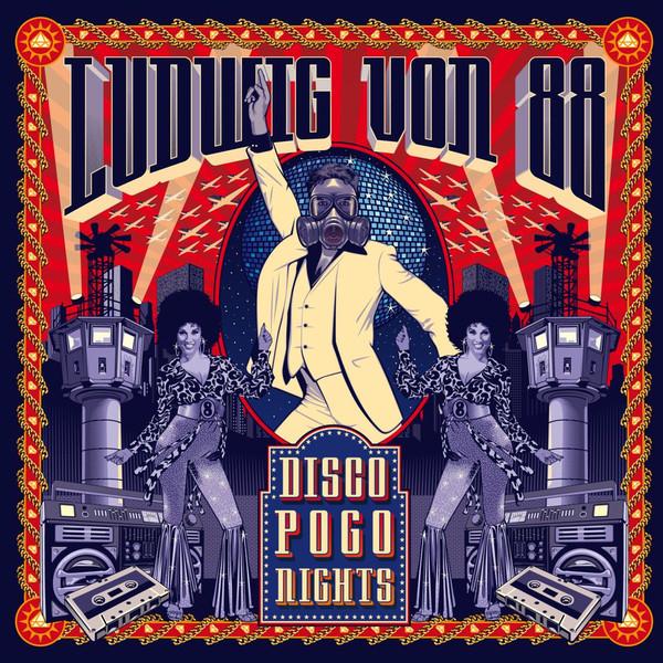 Activités très souterraines – Ludwig Von 88 – Disco Pogo Nights