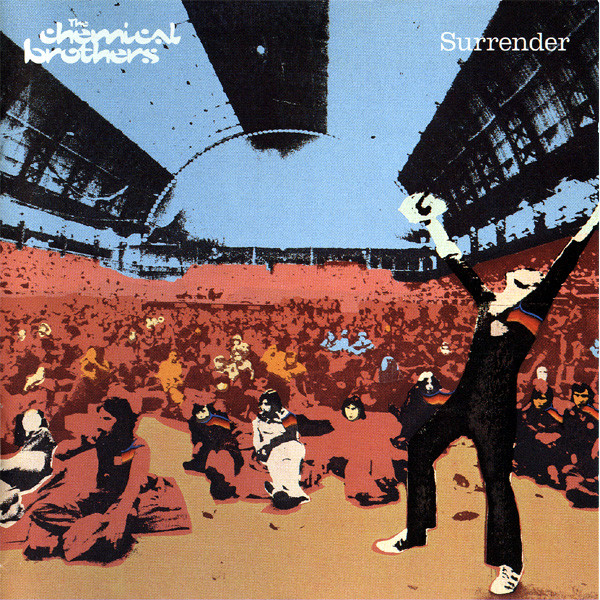 News – The Chemical Brothers – Surrender – Réédition