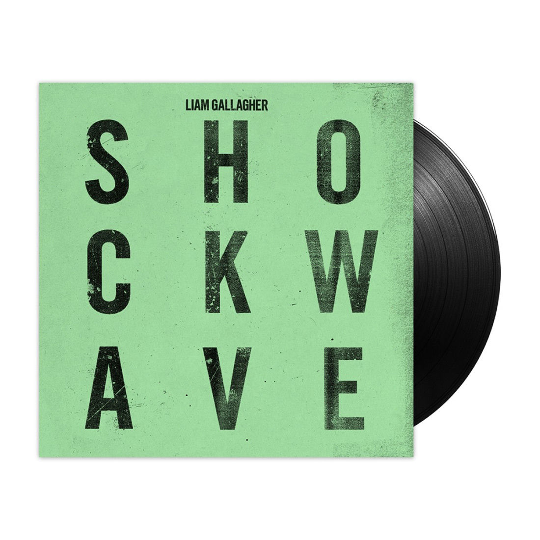 News – Liam Gallagher – Shockwave