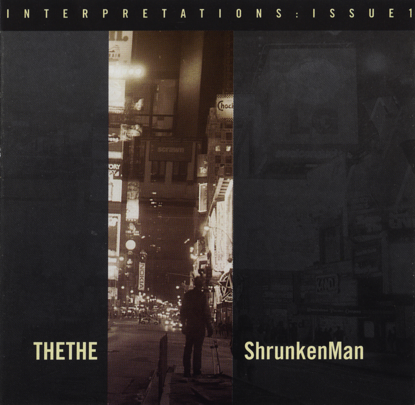 News – The The – Interpretations Issue 1: ShrunkenMan