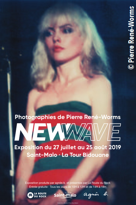 Curiosities – Exposition New Wave de Pierre René-Worms – St Malo