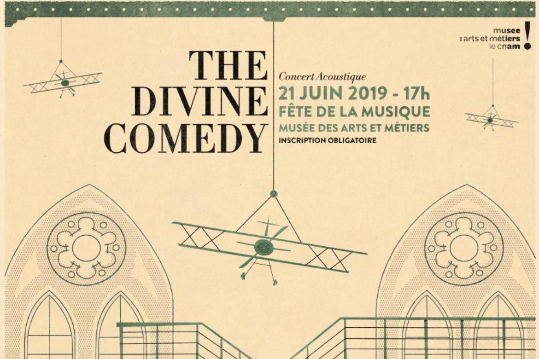 Bientôt En Concert Chez Nous – The Divine Comedy – Concert acoustique gratuit à Paris
