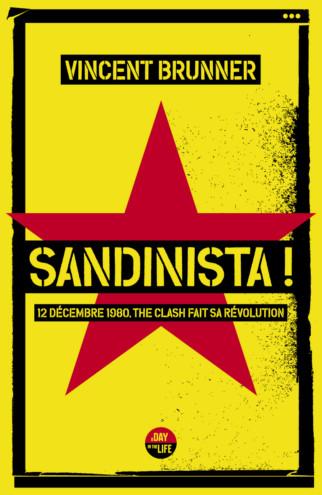 News Littéraires – Sandinista ! – Vincent Brunner