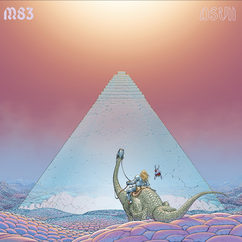 News – M83 – DSVII