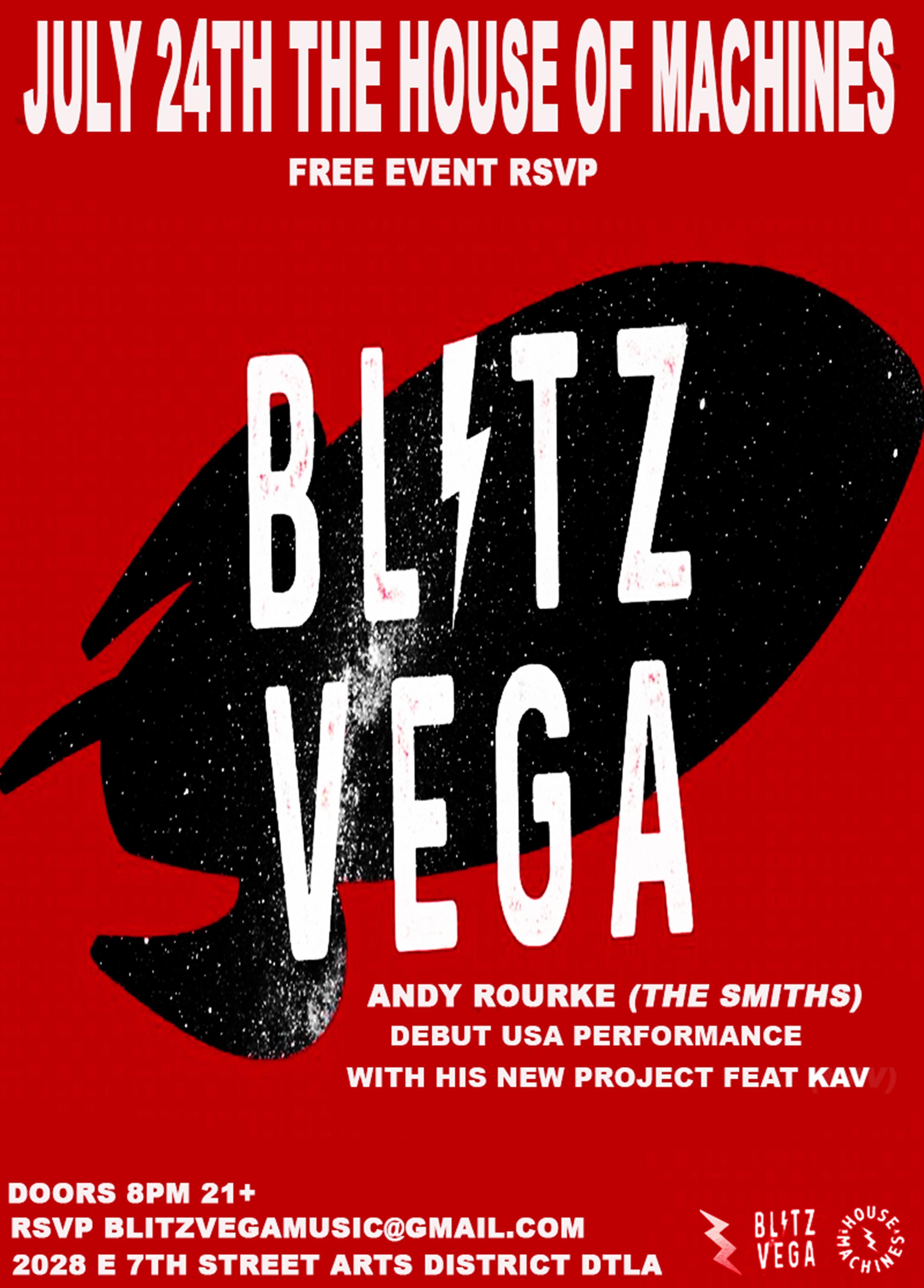 News – Blitz Vega – Hey Christo