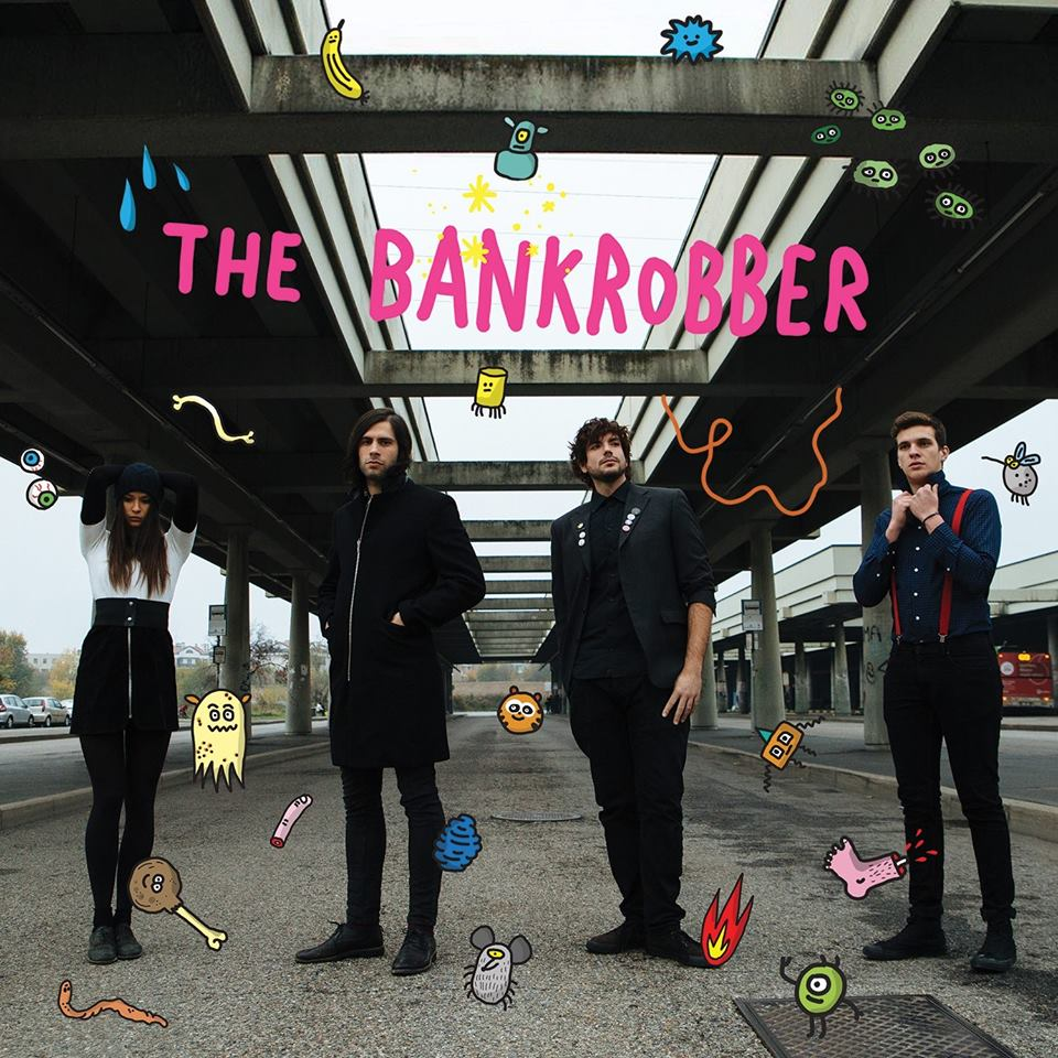 News – The Bankrobber – Revolution