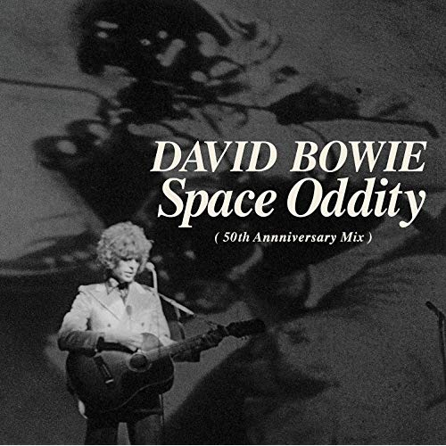News – David Bowie – Space Oddity