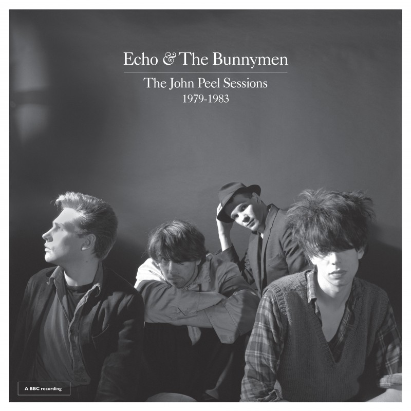News – Echo & The Bunnymen – The John Peel Sessions 1979-1983