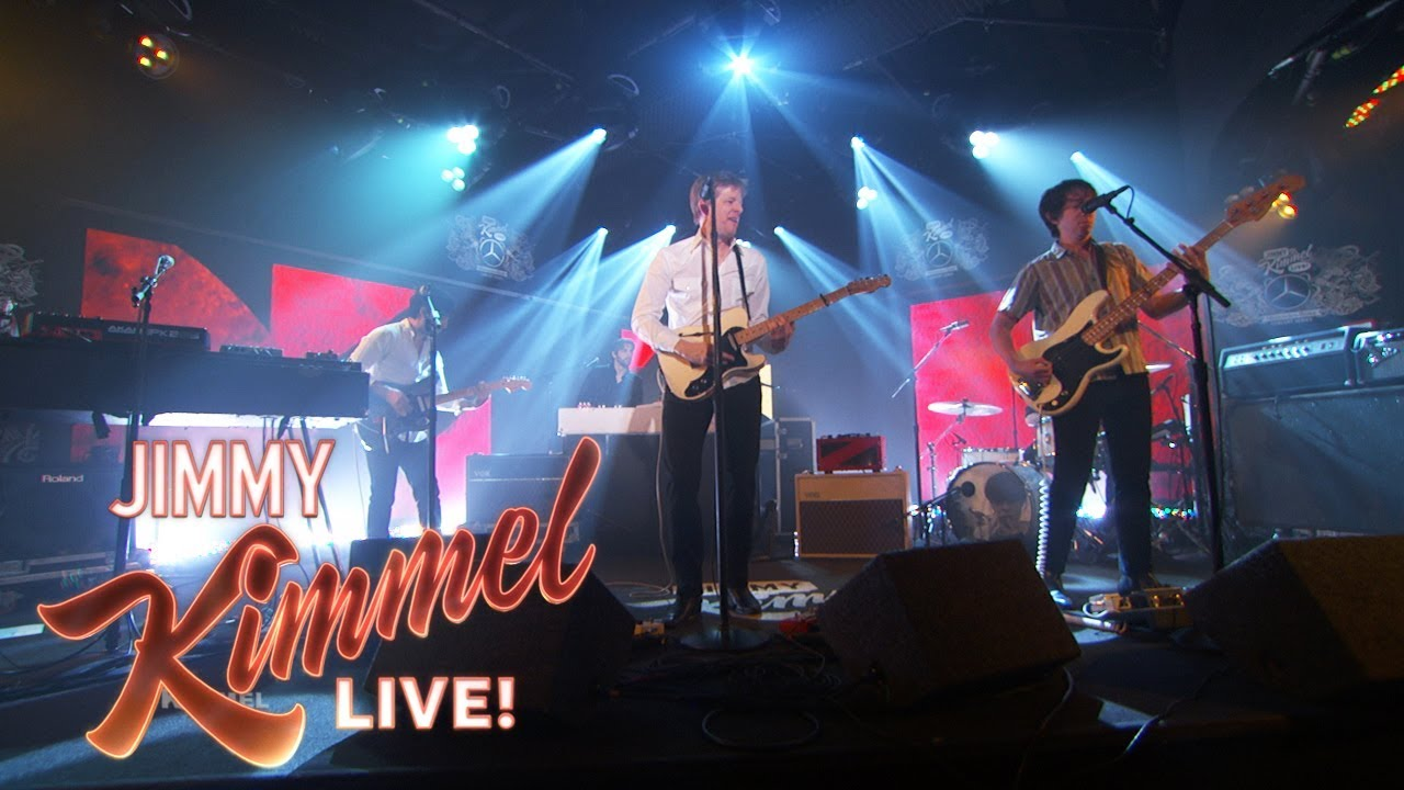 Le Live de la semaine – Spoon – Jimmy Kimmel Live – 18/07/19