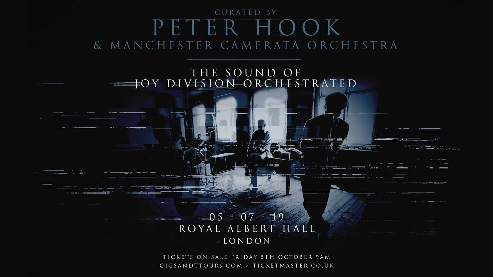 Peter Hook – Joy Division Orchestrated – Documentaire