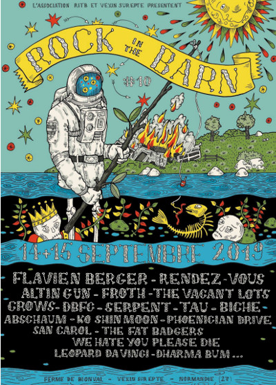 Festival – Rock in the Barn 2019