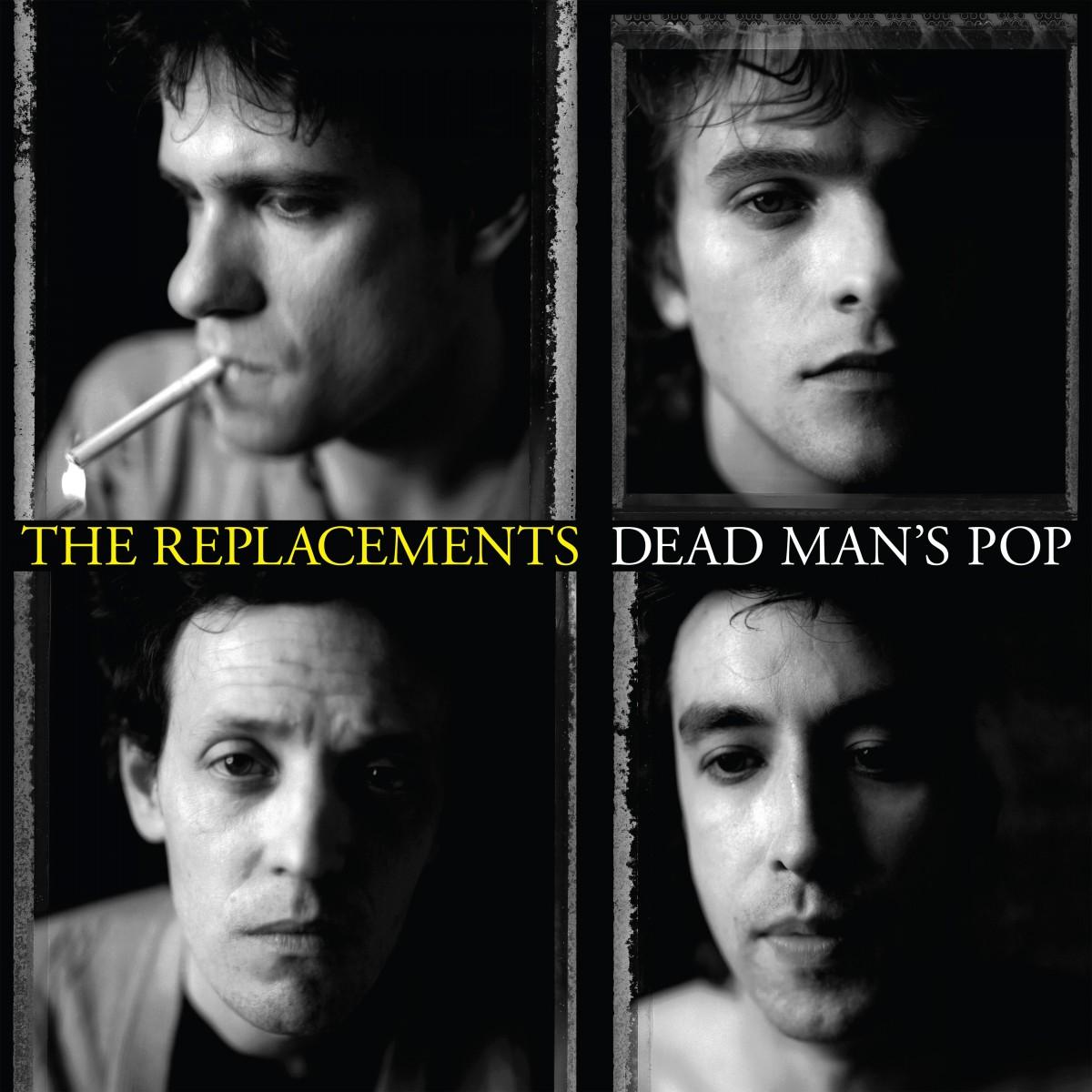 News – The Replacements – Dead Man's Pop – Box set