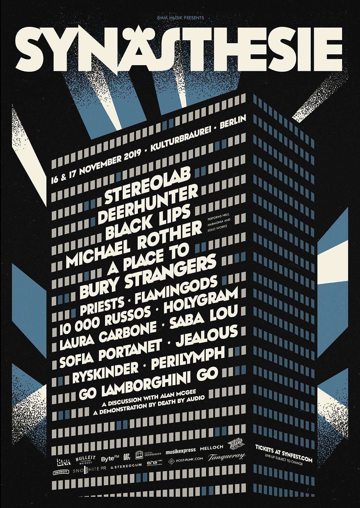 Festival – Festival Synästhesie 2019 – Berlin