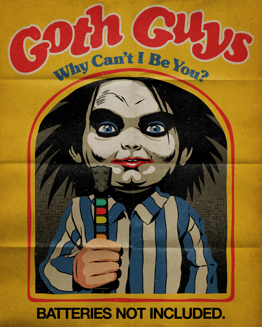 Curiosities – Butcher Billy -Tales From The Smith Part 2: The Reawakening