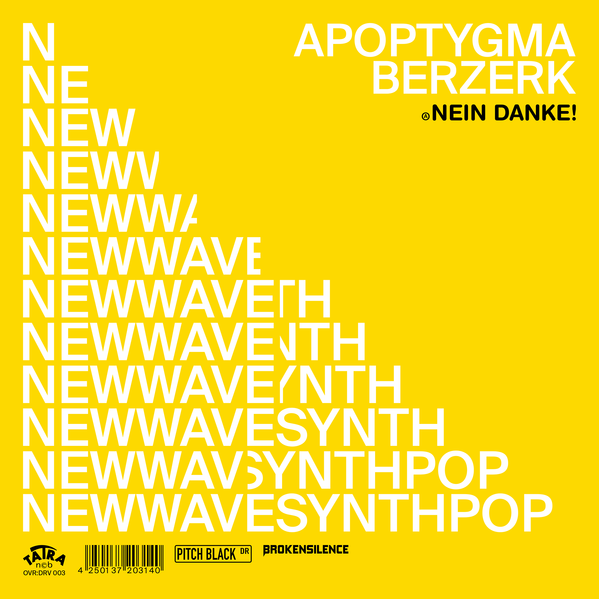 Electro News @ – Apoptygma Berzerk- Nein Danke! EP