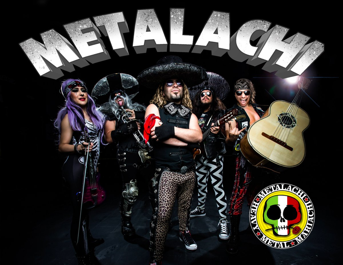 Activités très souterraines – Metalachi