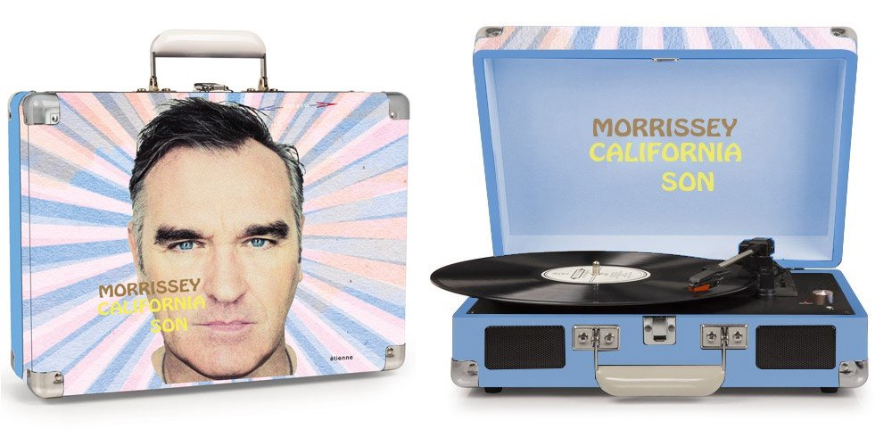 News – Morrissey – The Making Of California Son
