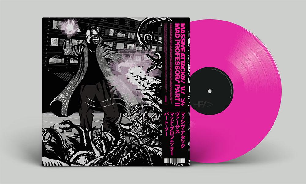 News – Massive Attack Vs Mad Professor Part II (Mezzanine Remix Tapes '98)