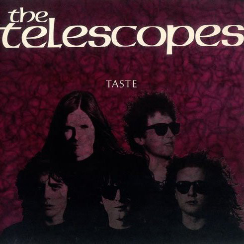News – The Telescopes – Taste
