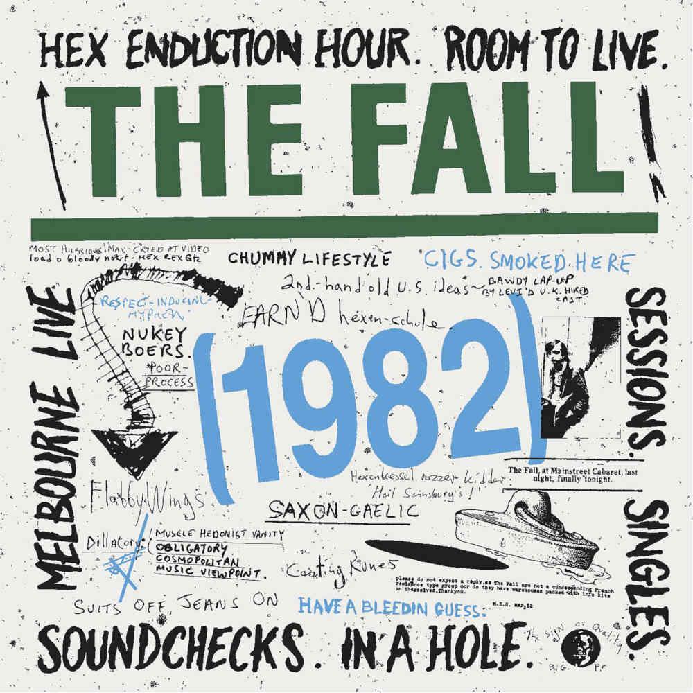 News – The Fall -1982 – 6CD Boxset
