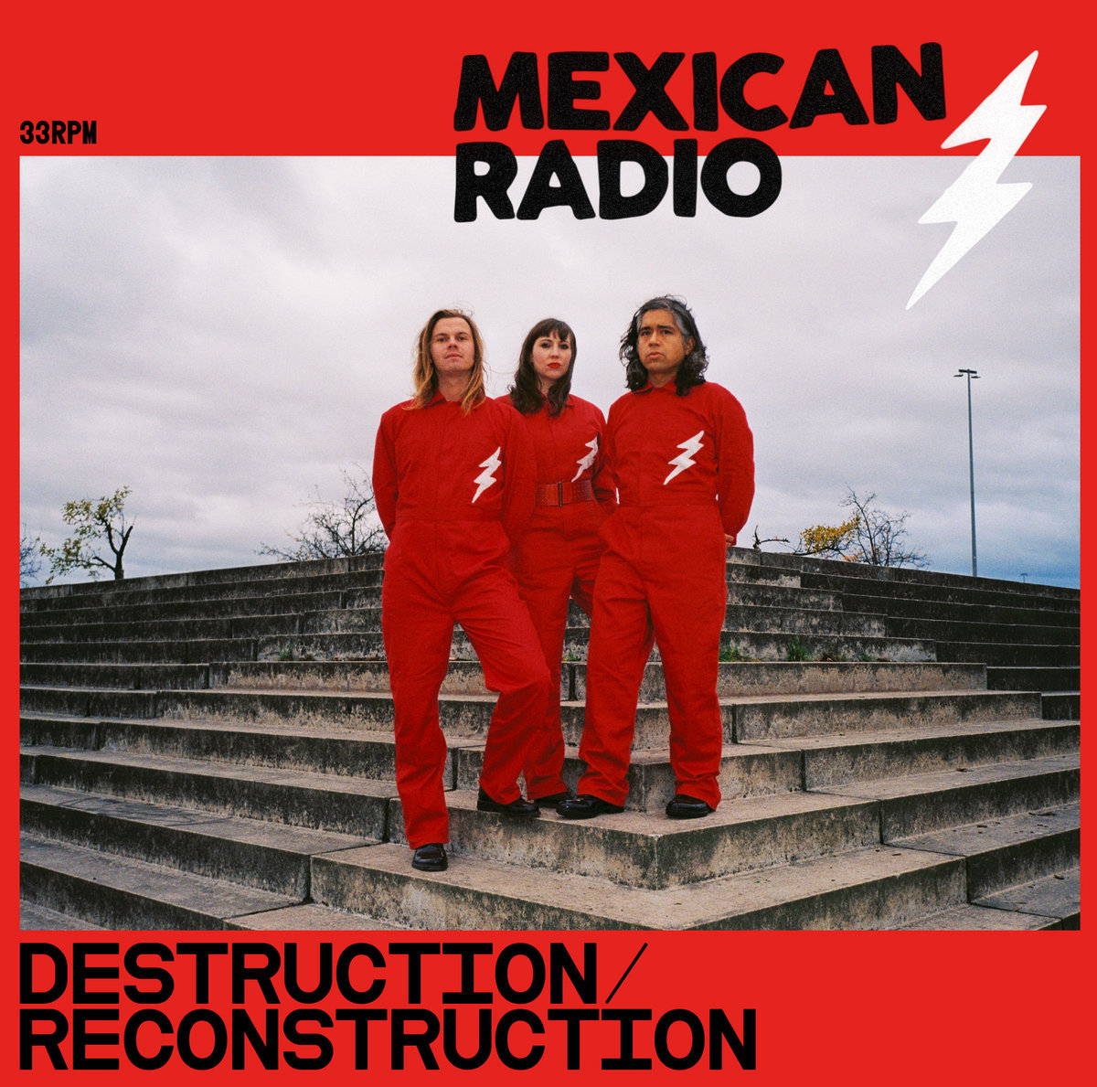News – Mexican Radio – Destruction / Reconstruction