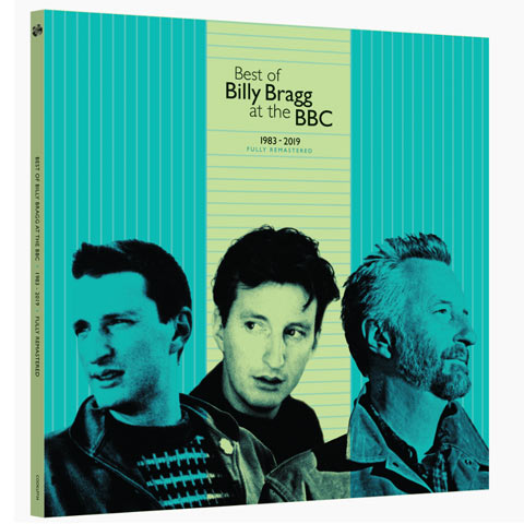 News – Best of Billy Bragg at the BBC 1983 – 2019
