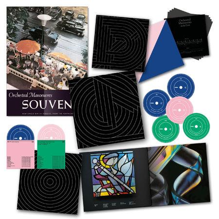 News – Orchestral Manoeuvres In The Dark – Souvenir – Box set