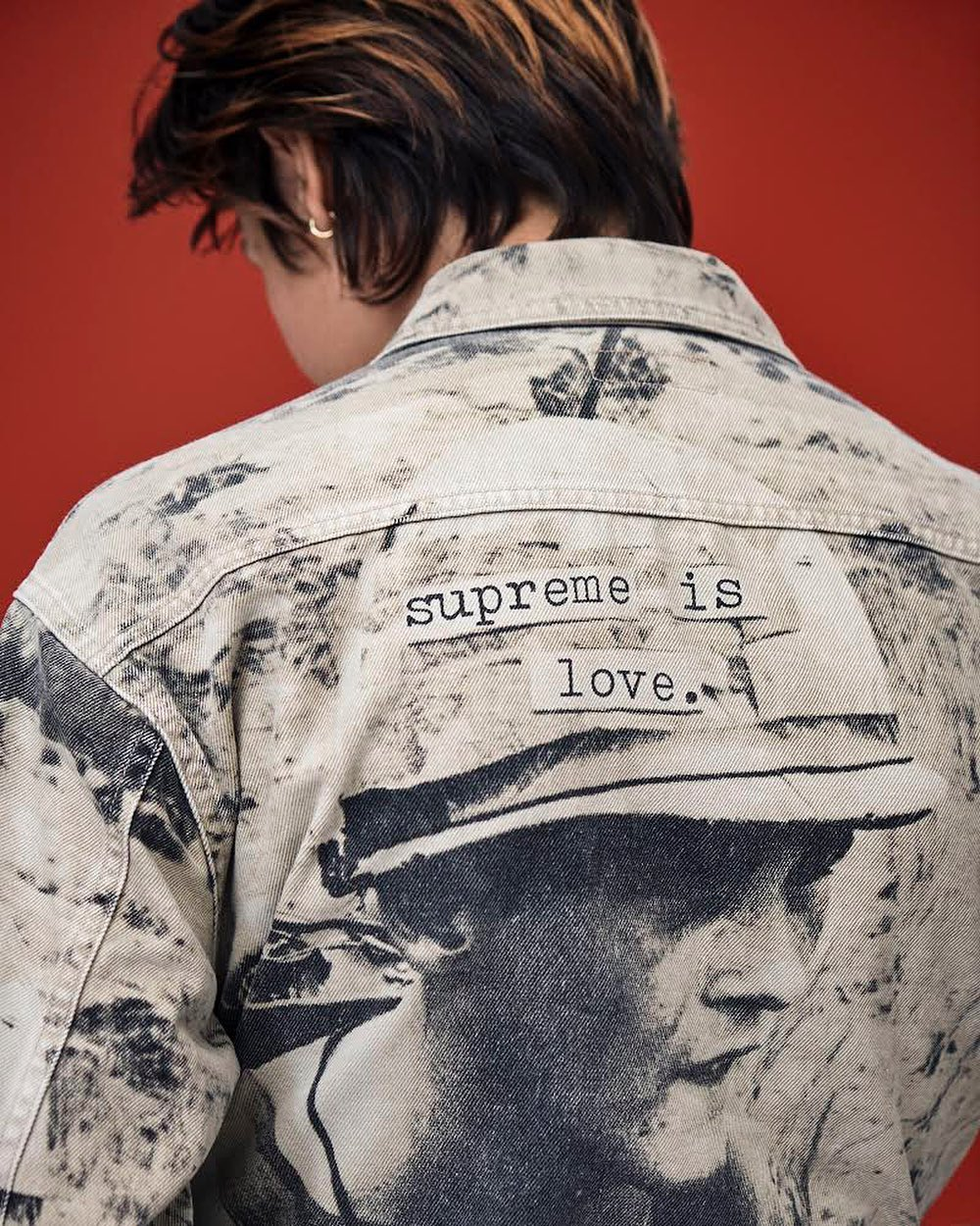 Curiosities – Supreme s'inspire de «Meat is Murder» – The Smiths