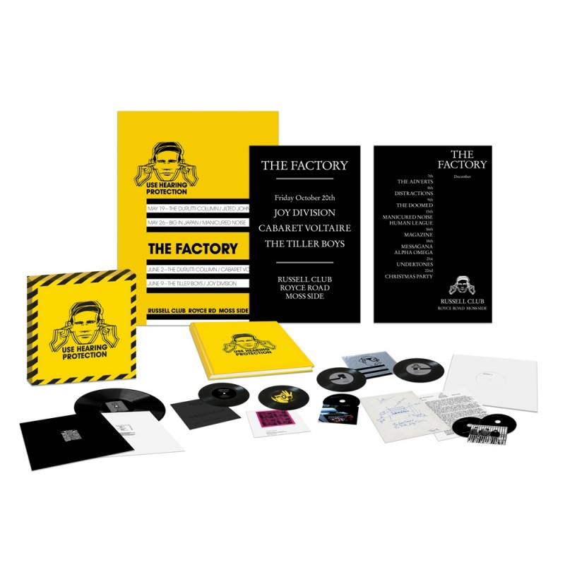 News – Factory Records – 40th anniversary