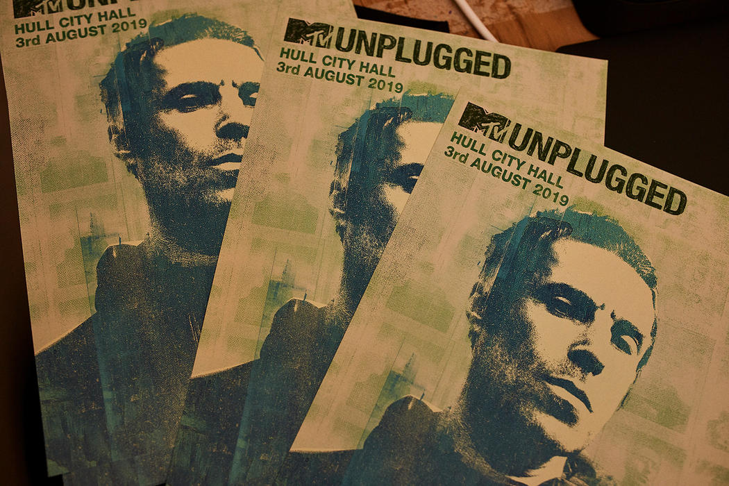 Le Live de la semaine – Liam Gallagher – MTV Unplugged