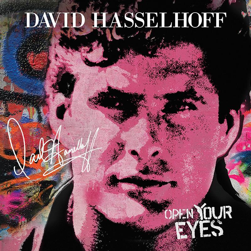 Activités très souterraines – David Hasselhoff – Open Your Eyes