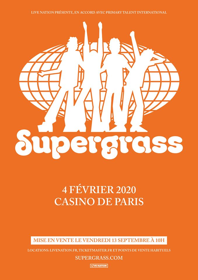 News – Supergrass: The Strange Ones 1994-2008