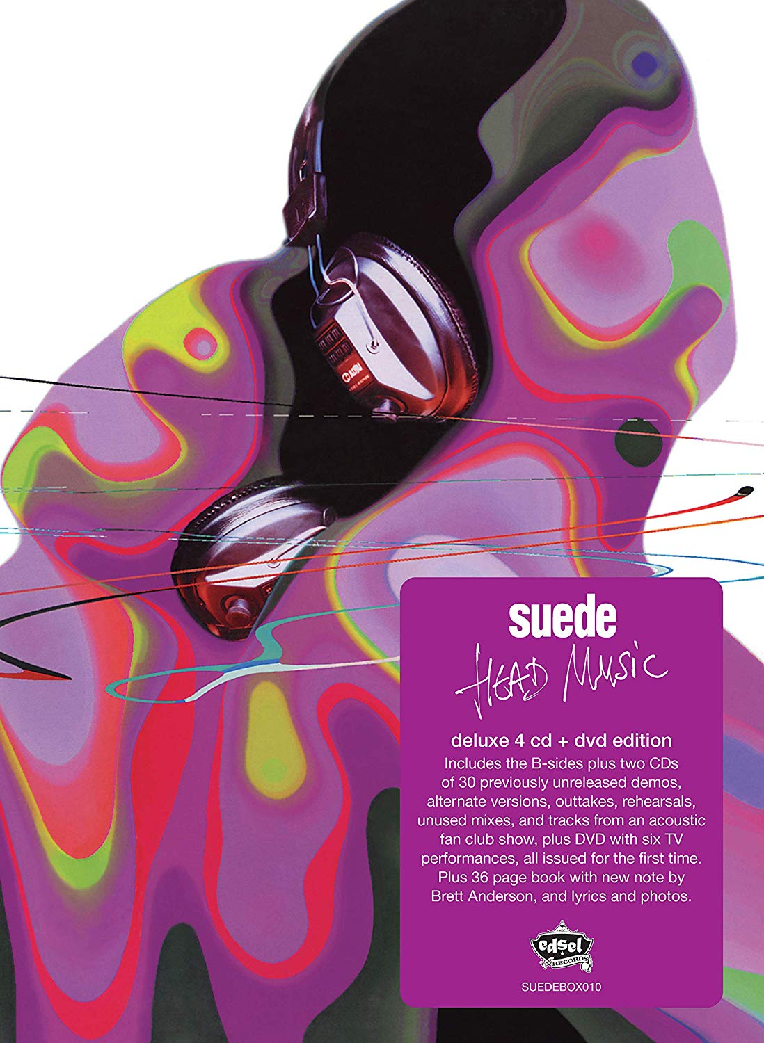 News – Suede – Head Music – 20th anniversary deluxe edition