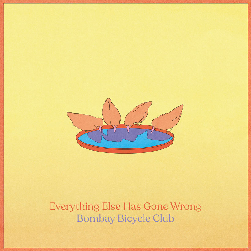 News – Bombay Bicycle Club – Everything Else Has Gone Wrong