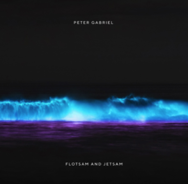 News – Peter Gabriel – Flotsam and Jetsam