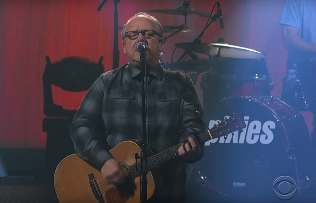 Le Live de la semaine – Pixies – On The Late Show with Stephen Colbert