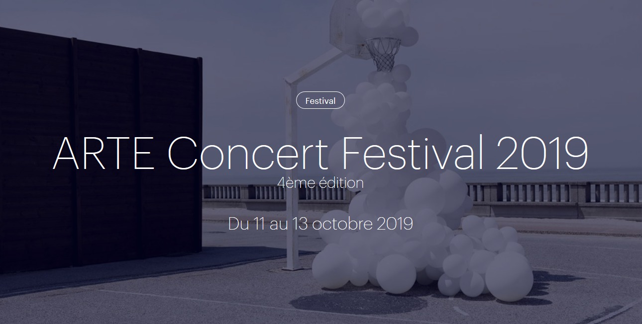 Festival – ARTE Concert Festival 2019