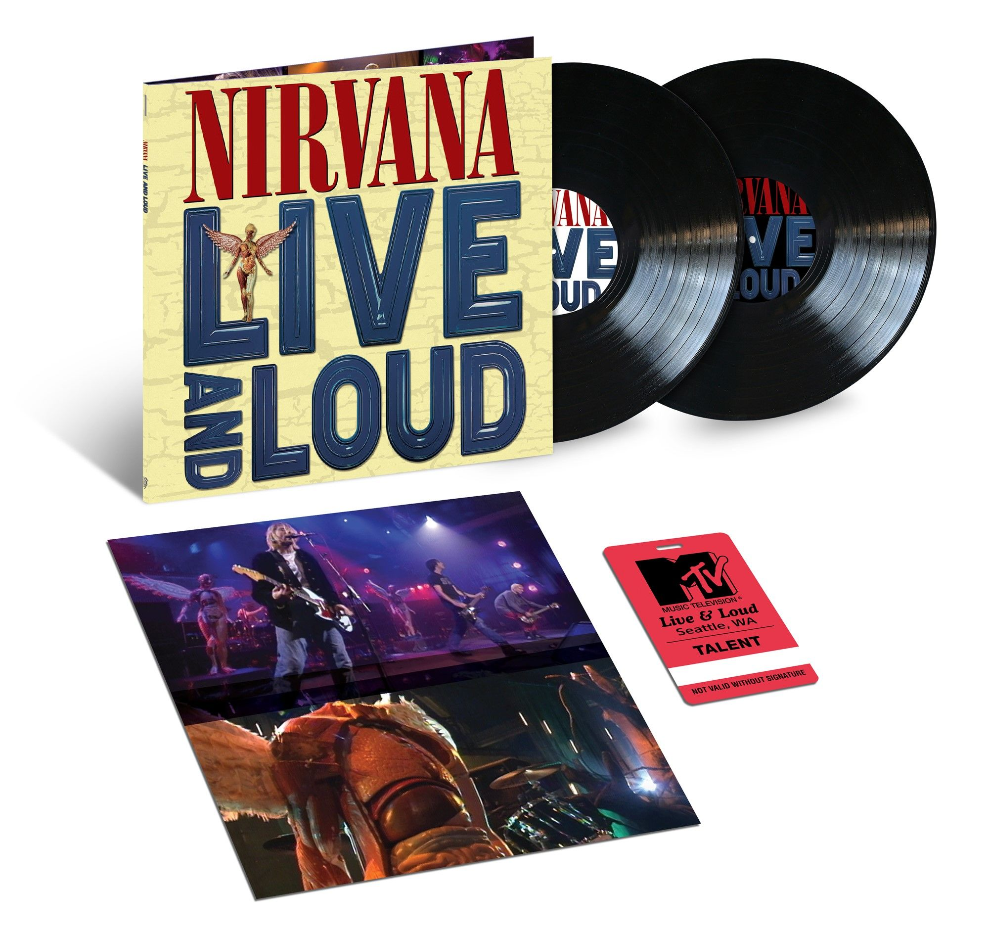 News – Nirvana – Live And Loud – Seattle Concert – On YouTube