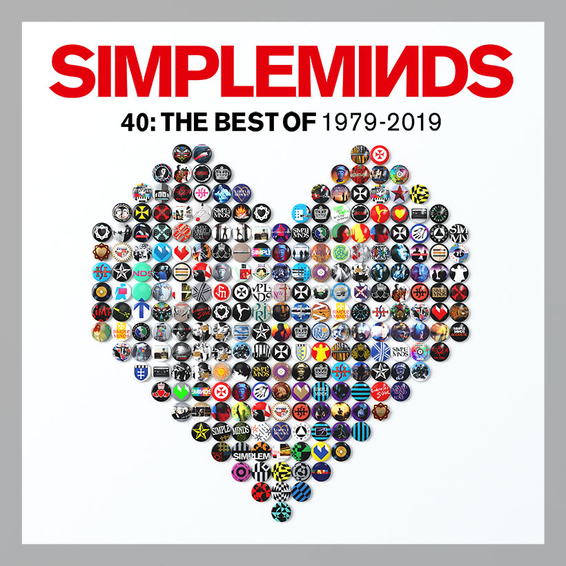 News – Simple Minds – 40: The Best of 1979 – 2019