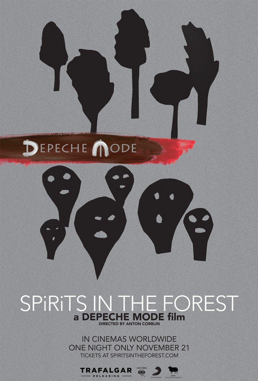 News – Depeche Mode – Spirits In The Forest – Anton Corbijn