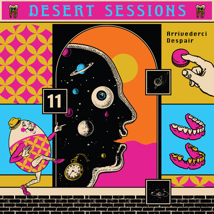 News – Josh Homme – Desert Sessions Vols. 11 & 12