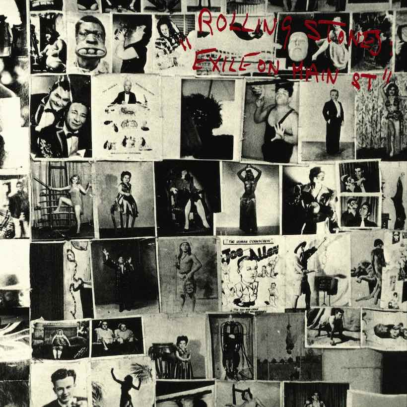 Pictures On My Wall – Robert Frank – Exile on Main Street