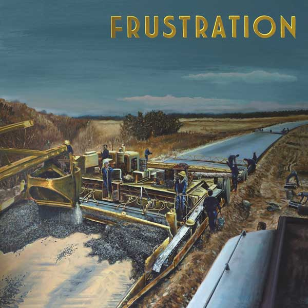 Post-punk shivers – Frustration – Cold Streams